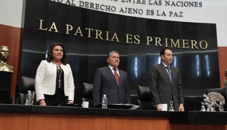 Senadores piden elevar alerta de viaje a Egipto - Foto de @senadomexicano