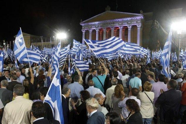 Gana Izquierda Radical elecciones en Grecia - Comicios helénicos dan como vencedor a la coalición de izquierda - Foto de Internet