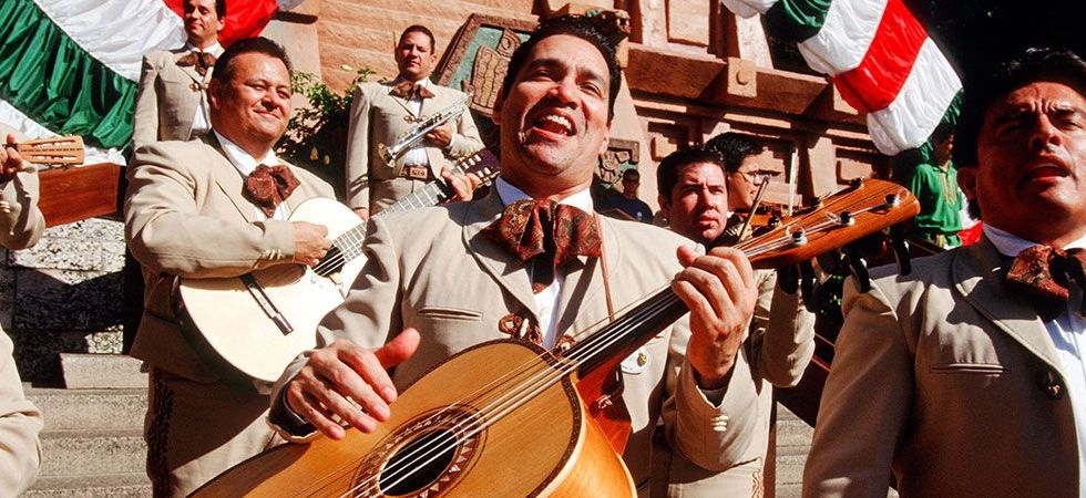 Spotify también celebra a México - MARIACHI