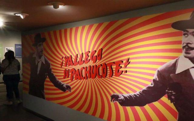 Inauguran exposición de Tin Tan en la Cineteca Nacional - Foto de @imcine