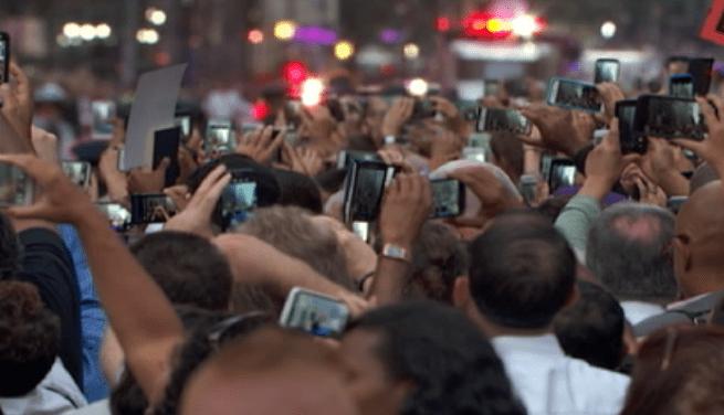 Hay 94.4 millones de smartphones en México - Foto de @BOGS4NY