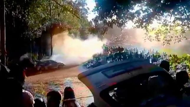 Accidente en rally deja siete muertos - Foto de ABC