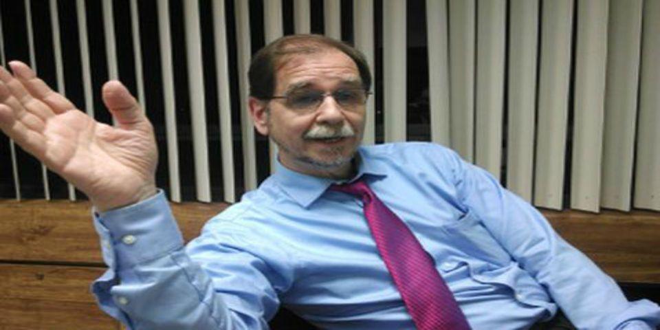 Agustín Basave, nuevo presidente del PRD - Foto de Milenio