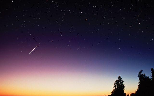 Heces fecales podrían confundirse con estrellas fugaces: NASA - Foto de eternacadencia.com.ar
