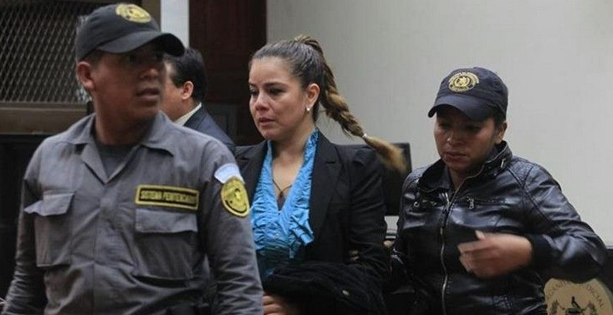 Prisión preventiva a ex administradora de aduanas de Guatemala - Foto de Prensa Libre