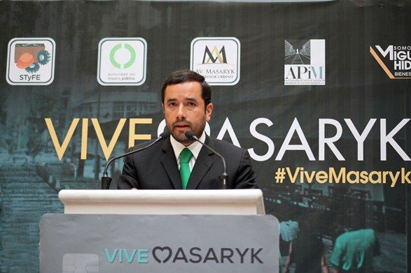 Indagarán desvío de recursos de exdelegado de Miguel Hidalgo - Ex delegado de Miguel Hidalgo, Víctor Romo - Foto de Internet