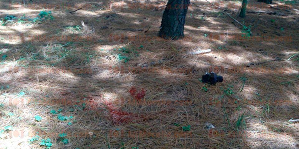Asesinan a fotógrafo en Michoacán - Foto de RED113