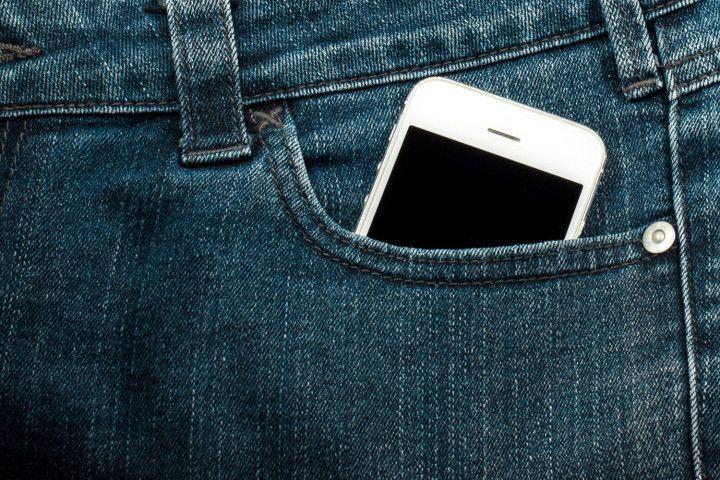 Pantalones frustran asalto - Foto de New York Times