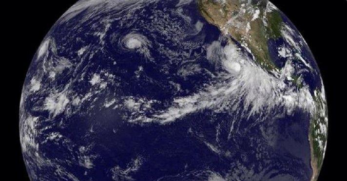 Huracán Linda alcanza categoría 3