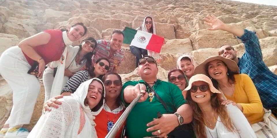 Identifican a mexicanos muertos en Egipto - Foto de Twitter