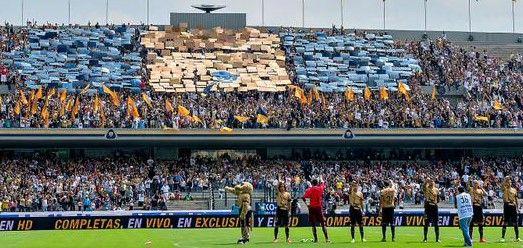 Pumas gana y es líder del torneo - Gana Pumas en C.U y vuelve a ser líder de el Apertura