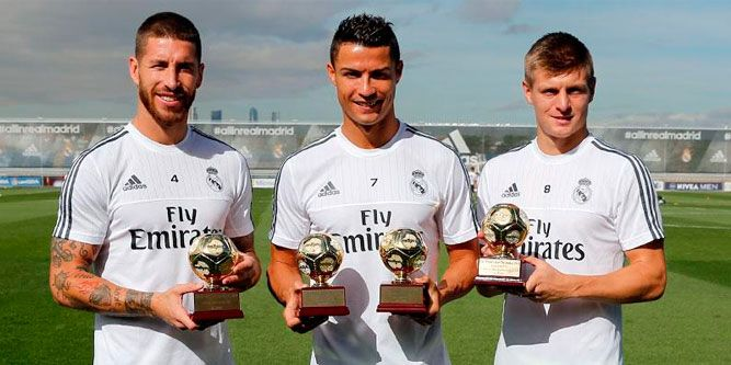 Real Madrid, mejor club de 2014: IFFHS - Foto de Real Madrid