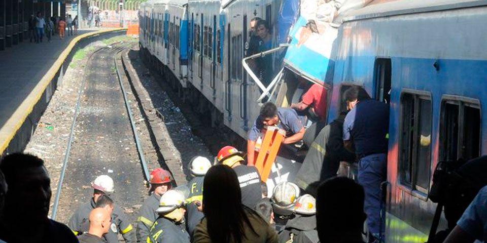 Revelan nuevo video de la tragedia de Once - Foto de larazon.com.ar