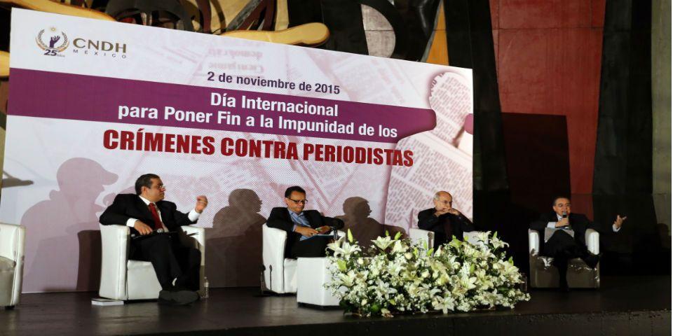 Funcionarios de la PGR reciben capacitación para atender a periodistas - Foto Especial