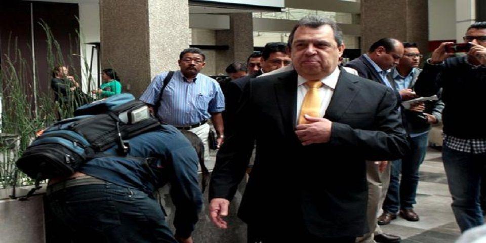 Aguirre se siente con la conciencia tranquila sobre Ayotzinapa