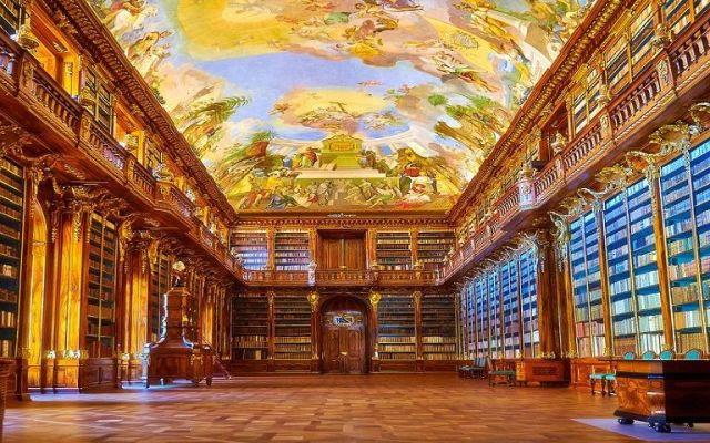 Estas son las 15 más bellas bibliotecas