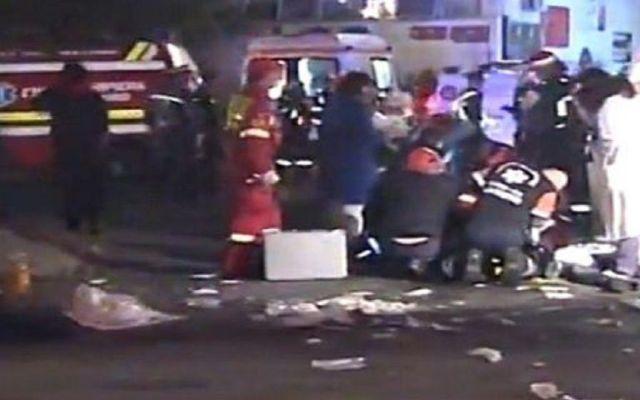 Mueren 27 por explosión en Rumania