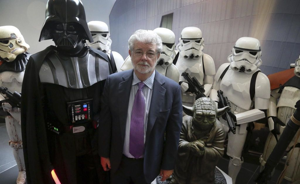 George Lucas tendrá su museo