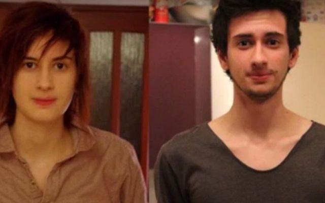Transexual graba transición de mujer a hombre - Foto de YouTube