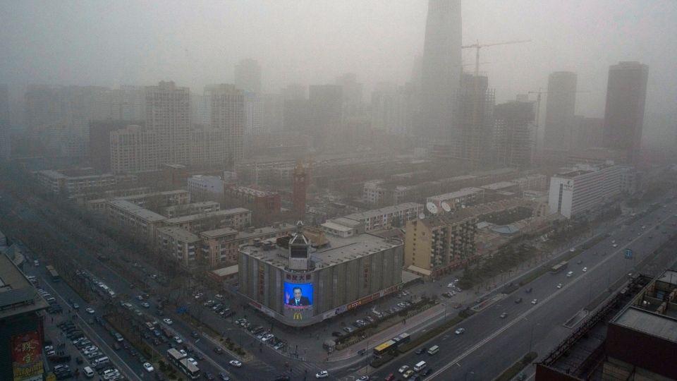 Nueva Delhi: la ciudad más contaminada del mundo - Foto de internet