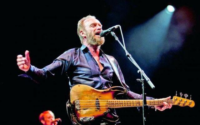 Sting devuelve la música a la Sala Bataclan - Foto de Internet