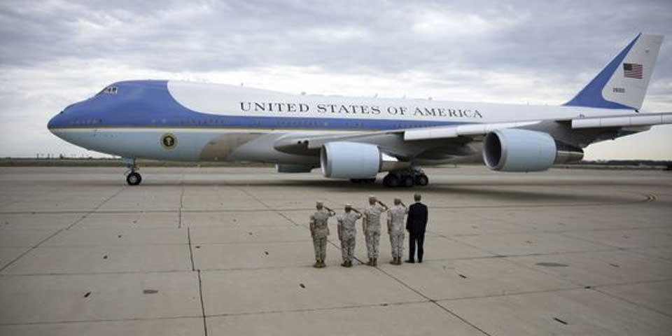 Obama aprueba compra de nuevo Air Force One - Foto de AP