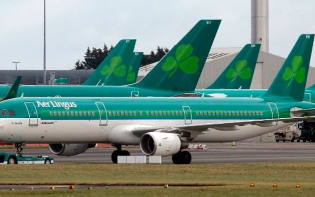Hombre muere en vuelo de Aer Lingus - Aer Lingus. Foto de CNN