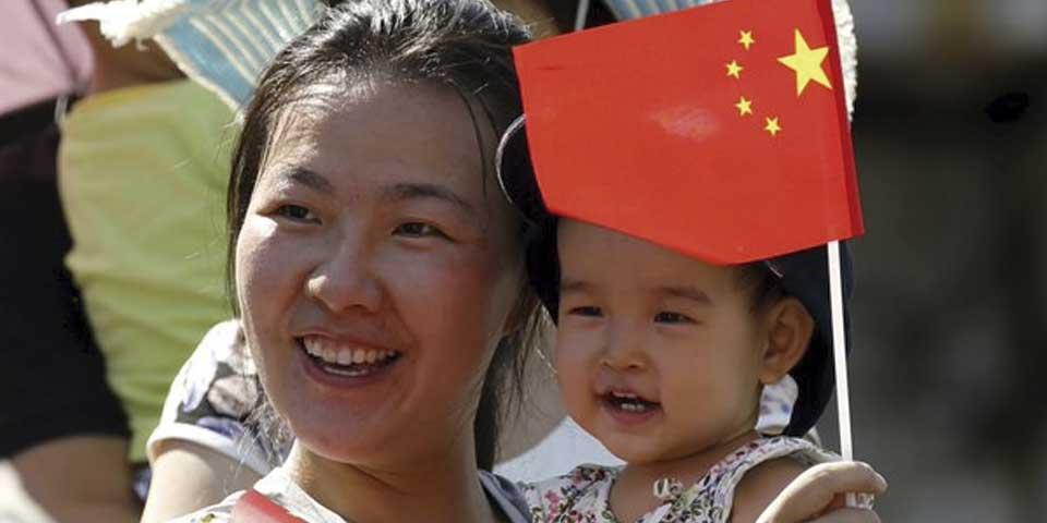 China suspende política de hijo único - Foto de @AJENews