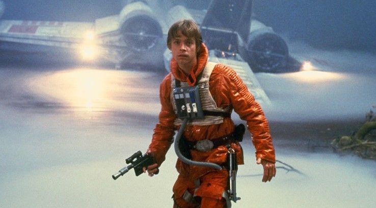 ¿En dónde está Luke Skywalker? - Luke Skywalker.// Foto de internet
