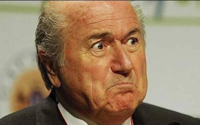 Blatter critica al comité de ética y culpa a Platini - Foto de Getty