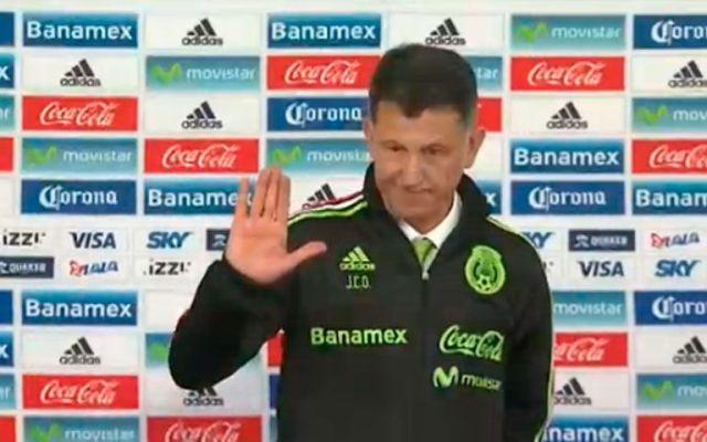 Pocas sorpresas en primera convocatoria de Osorio - Juan Carlos Osorio. Foto de Archivo