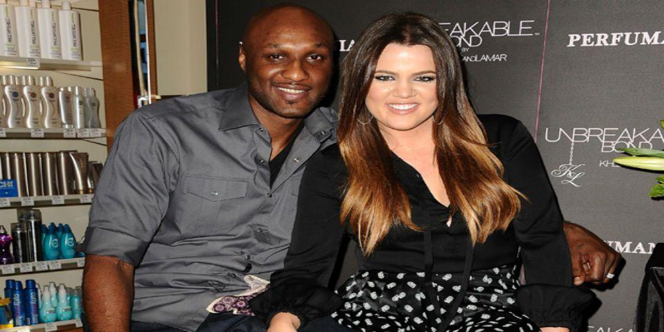 Lamar Odom y Khloe Kardashian detienen su divorcio - Foto de celebuzz.com