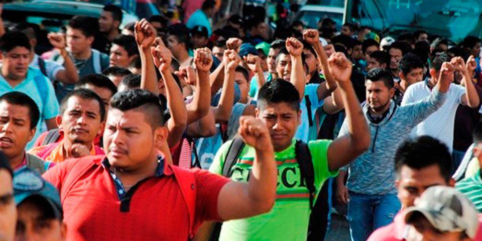 Se esperan por lo menos tres manifestaciones en zona centro del D.F. - Foto de agencianotimexico.com