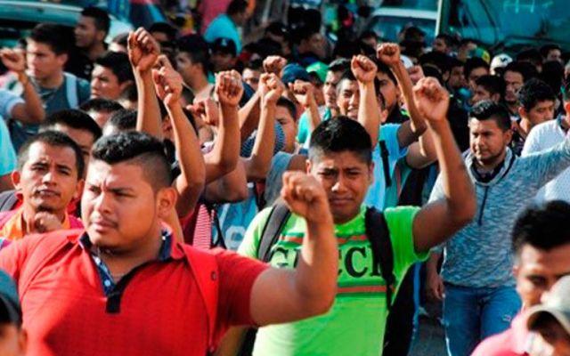 Prevén cuatro manifestaciones en la Ciudad de México - Foto de agencianotimexico.com