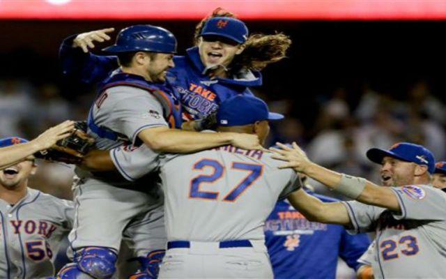 Nueva York supera a Los Ángeles - Foto de AP