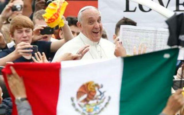 Ofrecerá el papa Francisco misa masiva en Edomex - Papa francisco en méxico