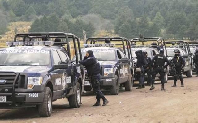 Detienen a presunto homicida de federales en Michoacán - Foto de El Universal