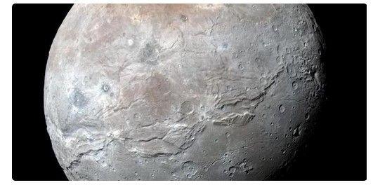 Video: New Horizons vuela sobre Caronte