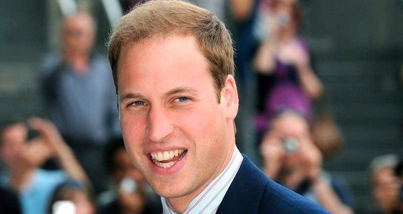 Príncipe William habló sobre su madre en aniversario de fundación