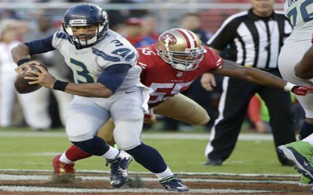Seattle gana por primera vez de visitante - Foto de AP