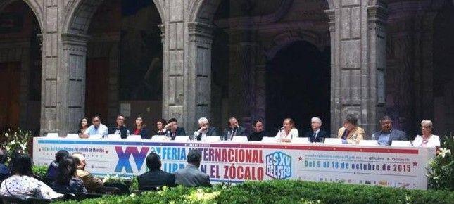 Anuncian a los ganadores de los premios Poniatowska, Monsiváis y Leñero - Foto del Twitter de @VazquezMartin