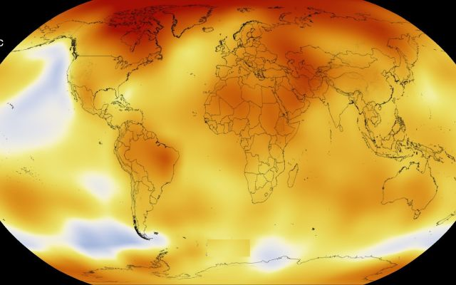 El 2015 es el año más cálido jamás registrado: OMM