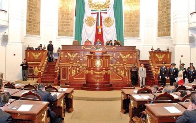 Morena presidirá Mesa Directiva de la ALDF - Asamblea Legislativa del Distrito Federal- Foto de El Universal