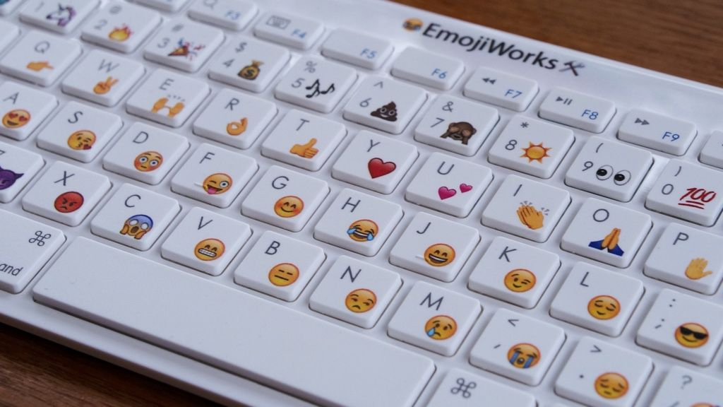 Comienza la venta de teclados con emojis - Foto de Gizmodo