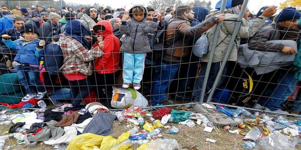 Austria construirá muro en la frontera con Eslovenia