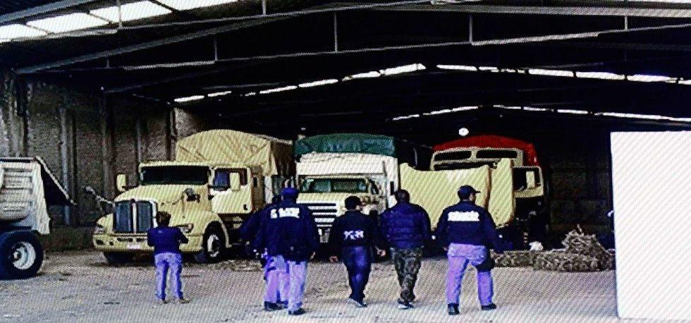 Aseguran en Guadalajara más de 11 mil litros de hidrocarburos robados