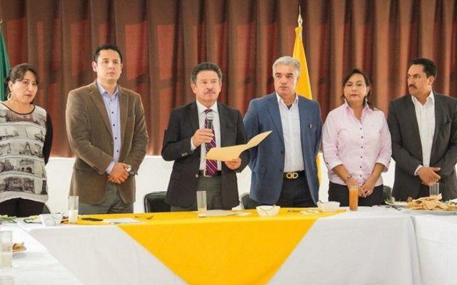 Carlos Navarrete renuncia a la dirigencia nacional del PRD - Foto de @NavarreteCarlos