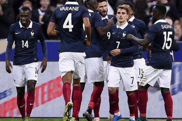 No se suspenderá Francia vs. Inglaterra