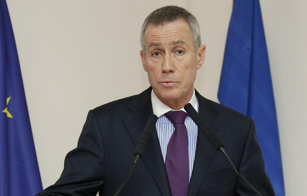 Francois Molins, fiscal de Francia