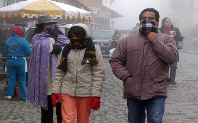 Frente Frío 16 provocará lluvias aisladas en el país - Foto de internet